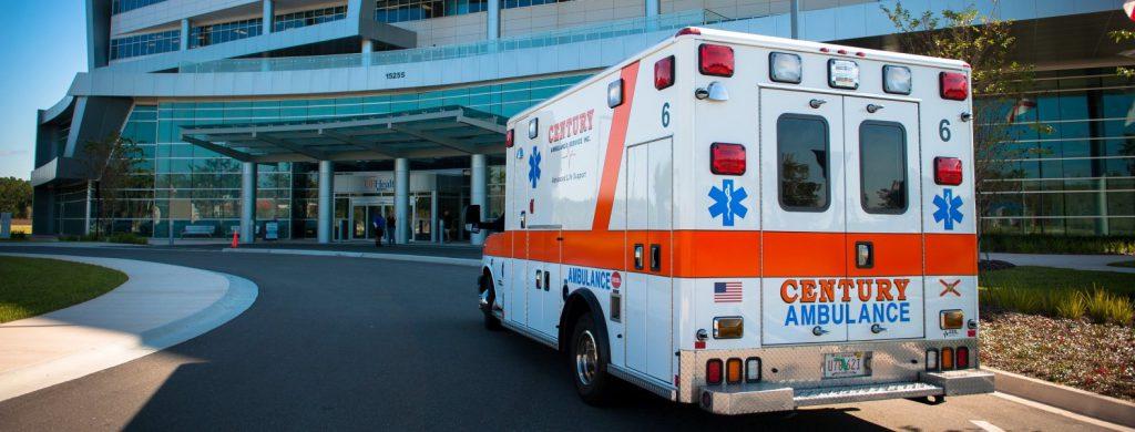Trasferimenti pazienti in ambulanza