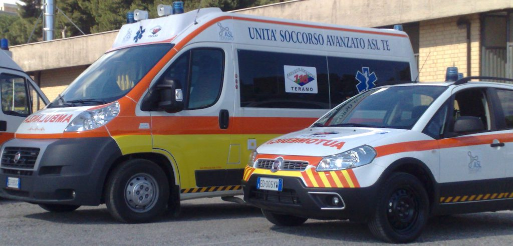 Ambulanza e taxi sanitario