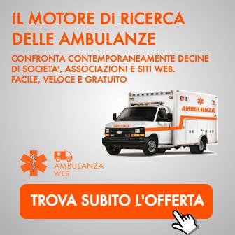 Il motore di ricerca delle ambulanze